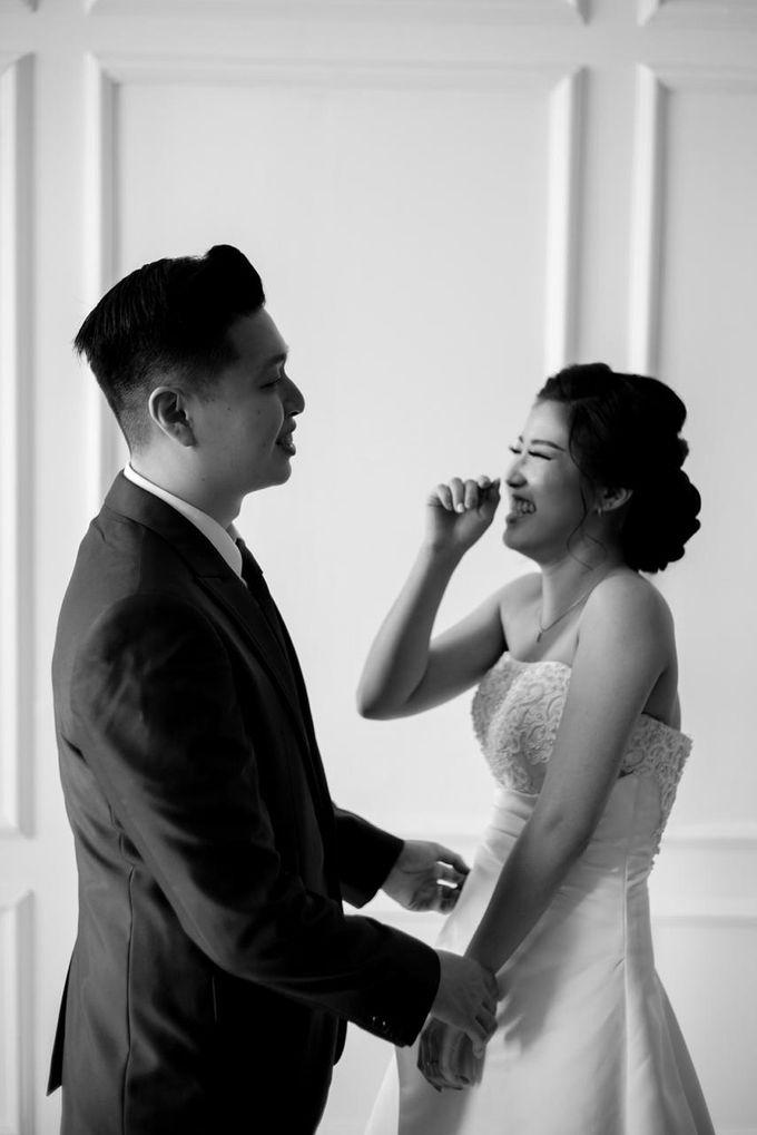Prewed Of Brandon & Devlyn by Elina Wang Bridal - 008