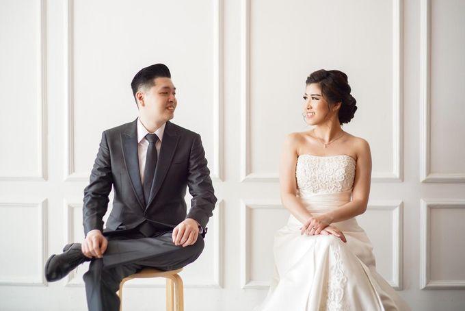 Prewed Of Brandon & Devlyn by Elina Wang Bridal - 009