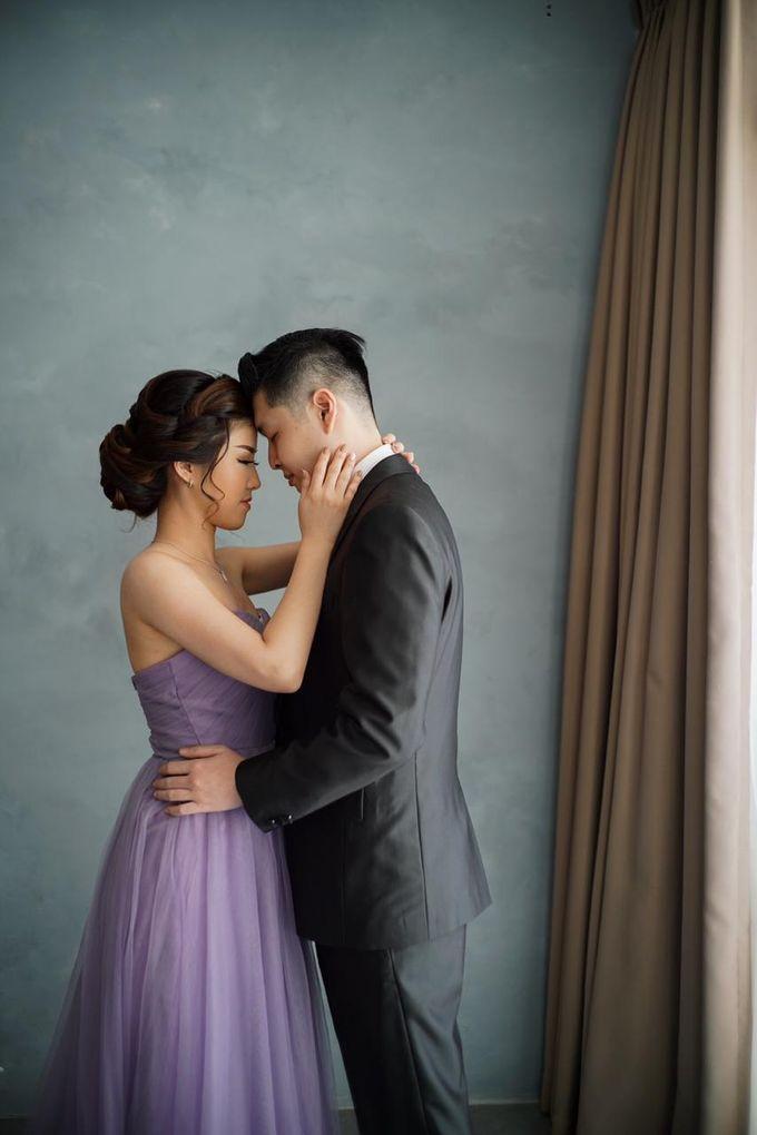 Prewed Of Brandon & Devlyn by Elina Wang Bridal - 010