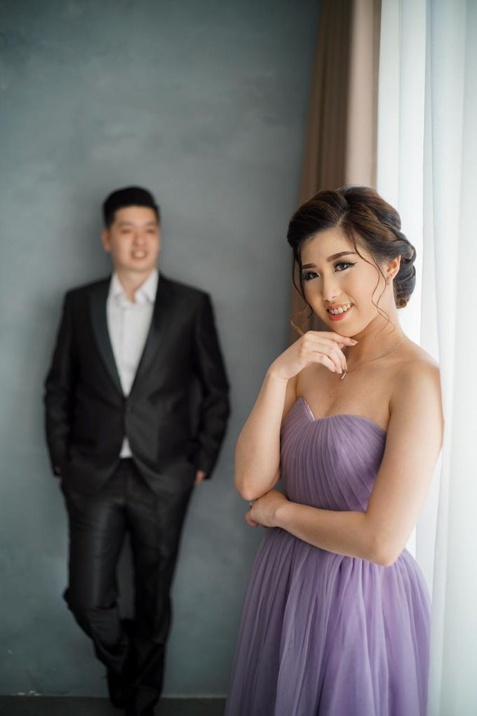 Prewed Of Brandon & Devlyn by Elina Wang Bridal - 003