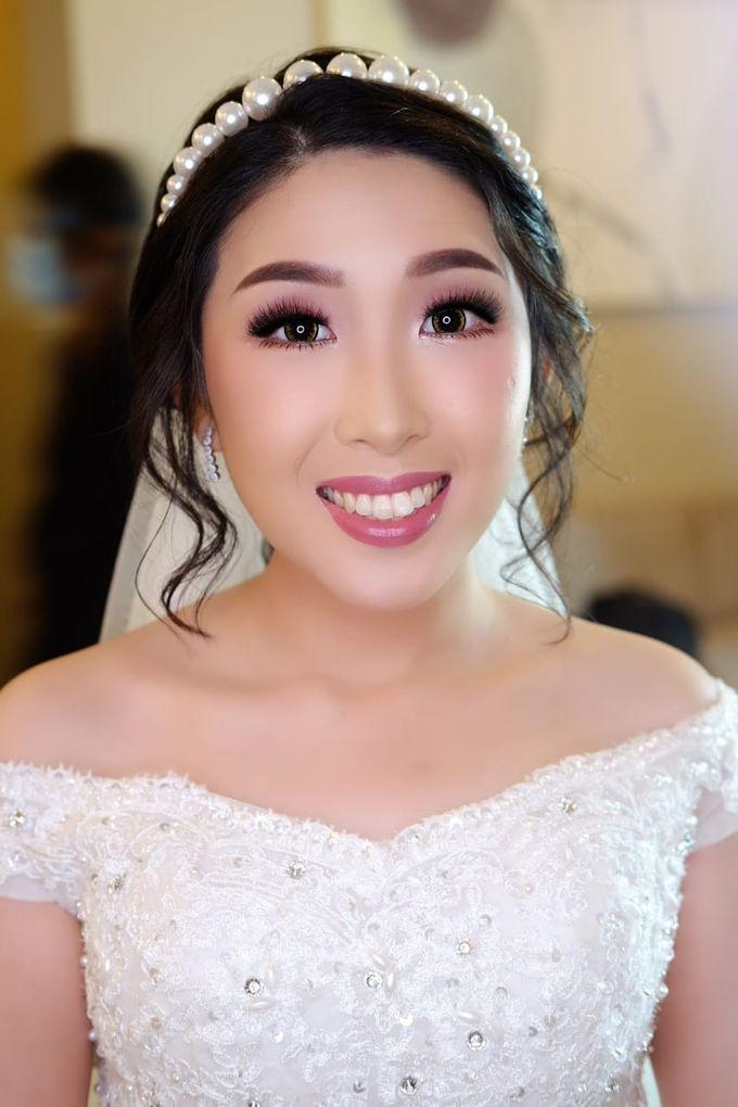 Wedding Yurika & Agung by Double Happiness Wedding Organizer - 003