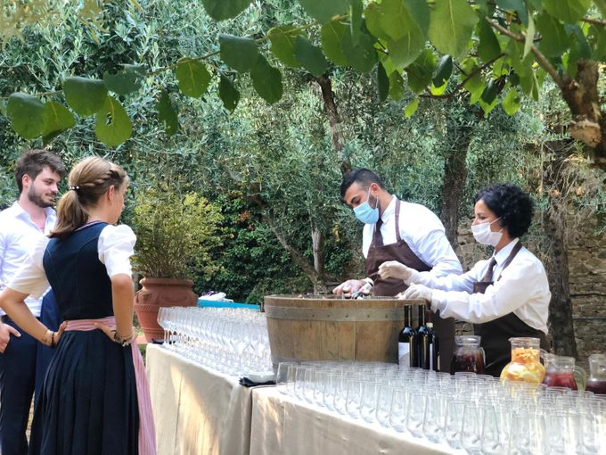 Real wedding by Le Cirque Firenze - 003