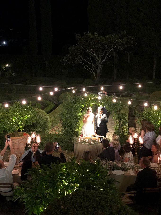 Real wedding by Le Cirque Firenze - 007
