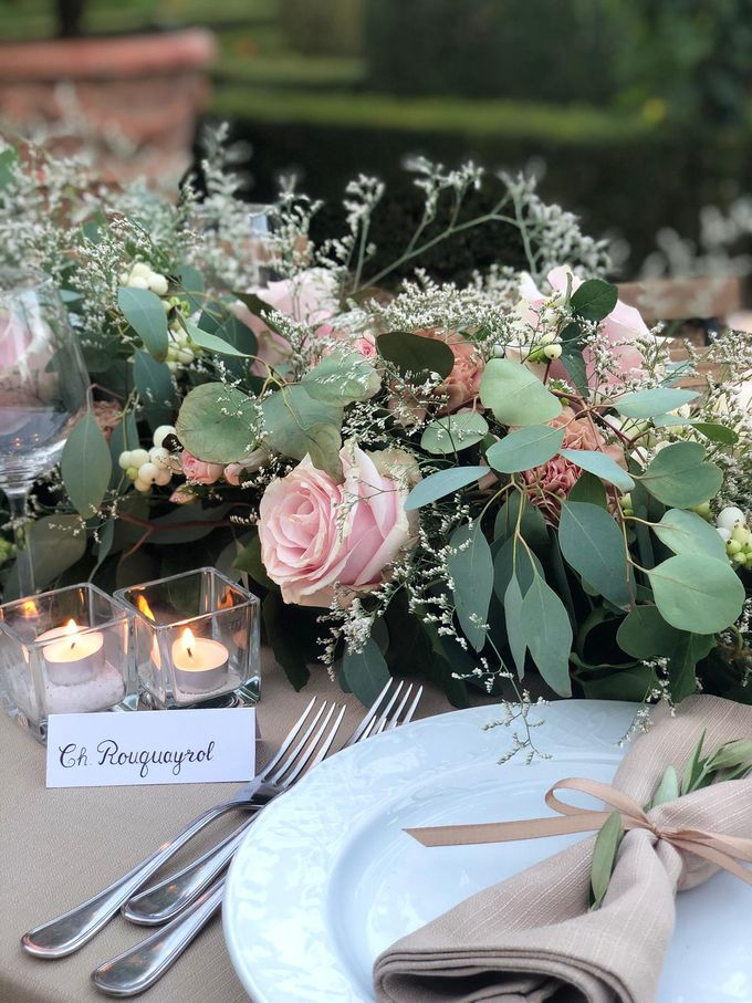 Real wedding by Le Cirque Firenze - 006