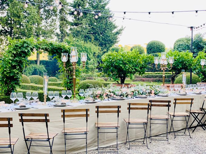 Real wedding by Le Cirque Firenze - 008