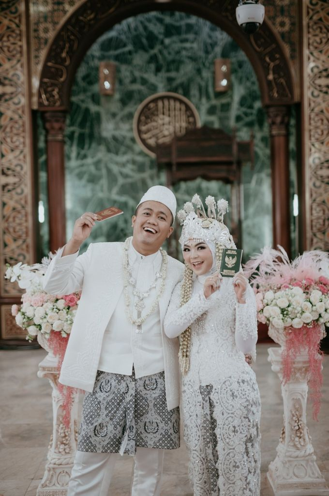 Mutia Dipo - CHANDIRA WEDDING PACKAGE by Chandira Wedding Organizer - 019