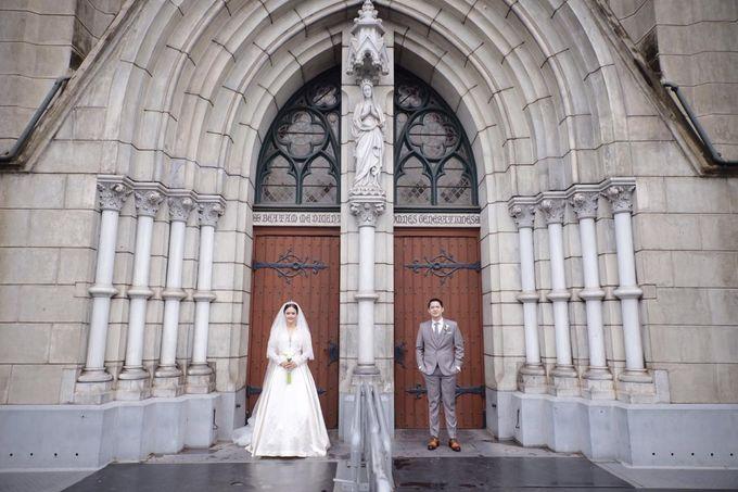Holy Matrimony Eric & Zazia by The Flower Philosophy - 003