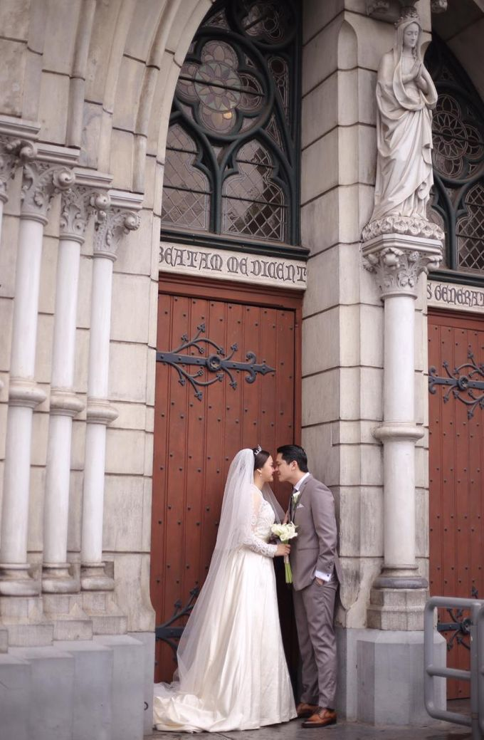 Holy Matrimony Eric & Zazia by The Flower Philosophy - 005
