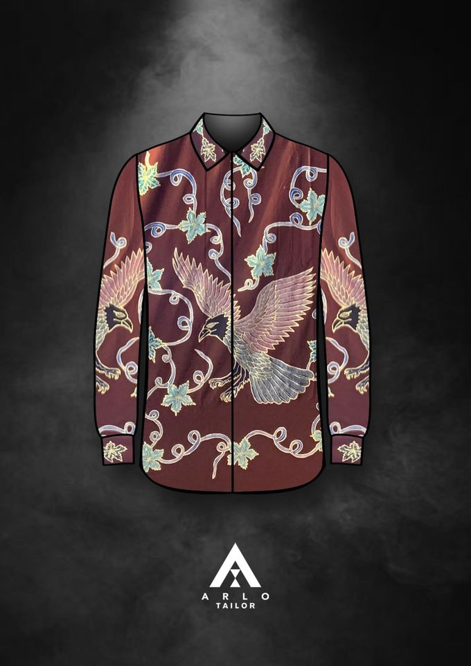 OUR NEW BATIK ARRIVALS!! by ARLO Tailor - 003
