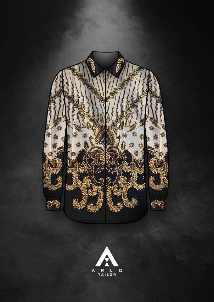 OUR NEW BATIK ARRIVALS!! by ARLO Tailor - 012