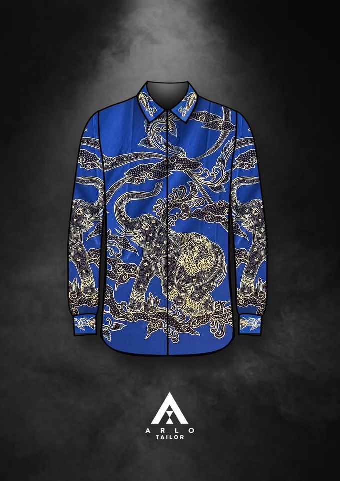 OUR NEW BATIK ARRIVALS!! by ARLO Tailor - 022