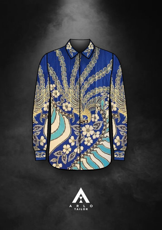 OUR NEW BATIK ARRIVALS!! by ARLO Tailor - 028