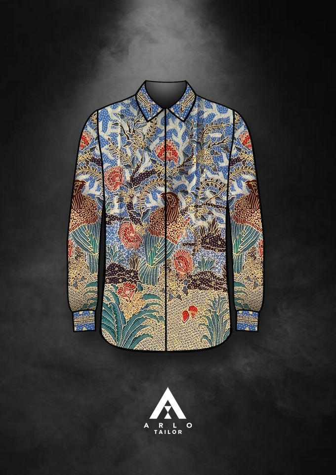 OUR NEW BATIK ARRIVALS!! by ARLO Tailor - 019
