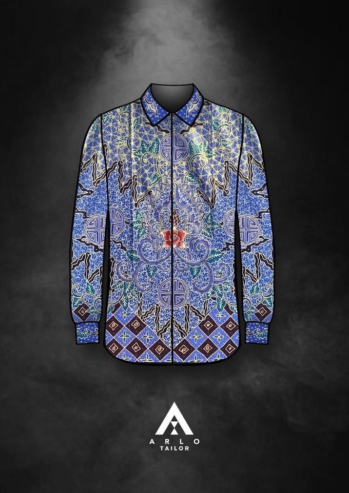 OUR NEW BATIK ARRIVALS!! by ARLO Tailor - 006