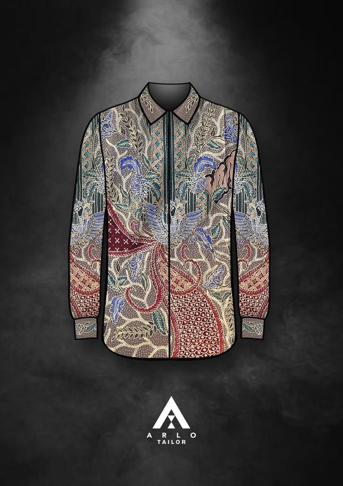 OUR NEW BATIK ARRIVALS!! by ARLO Tailor - 010