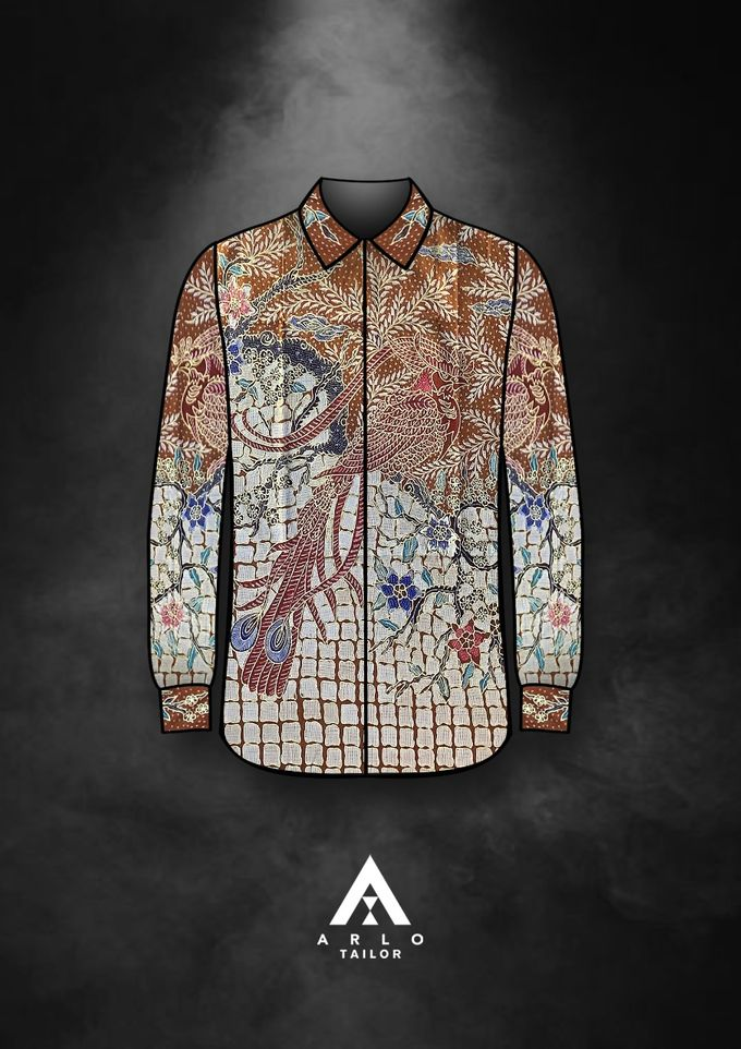 OUR NEW BATIK ARRIVALS!! by ARLO Tailor - 027