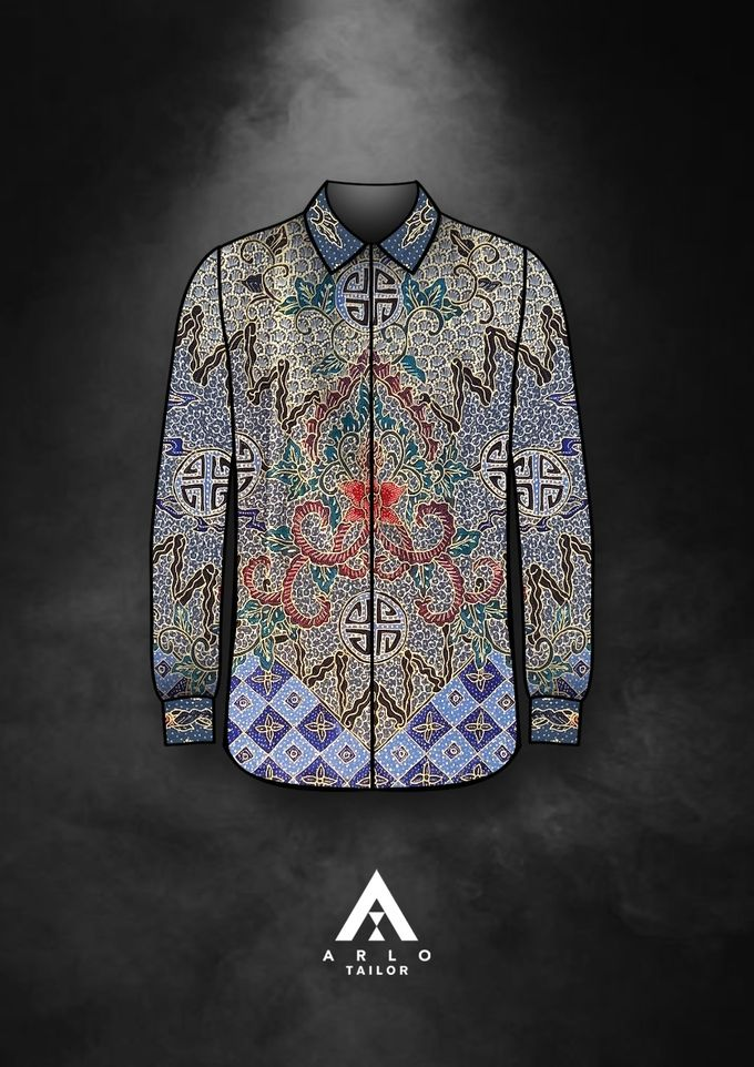 OUR NEW BATIK ARRIVALS!! by ARLO Tailor - 018