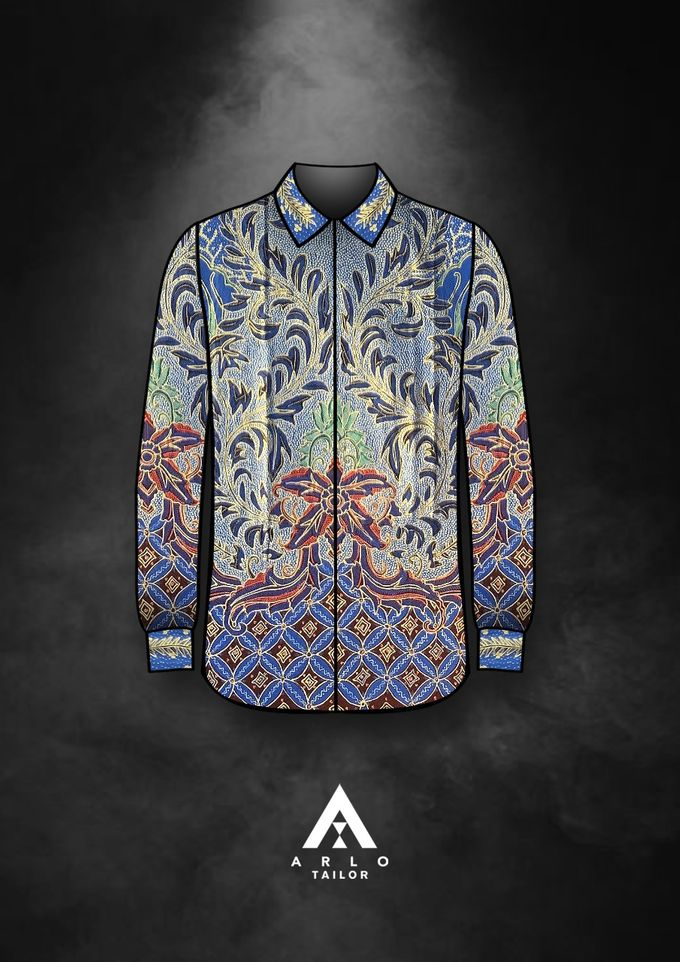 OUR NEW BATIK ARRIVALS!! by ARLO Tailor - 021