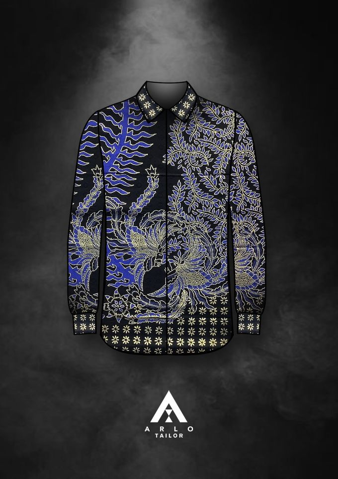 OUR NEW BATIK ARRIVALS!! by ARLO Tailor - 020