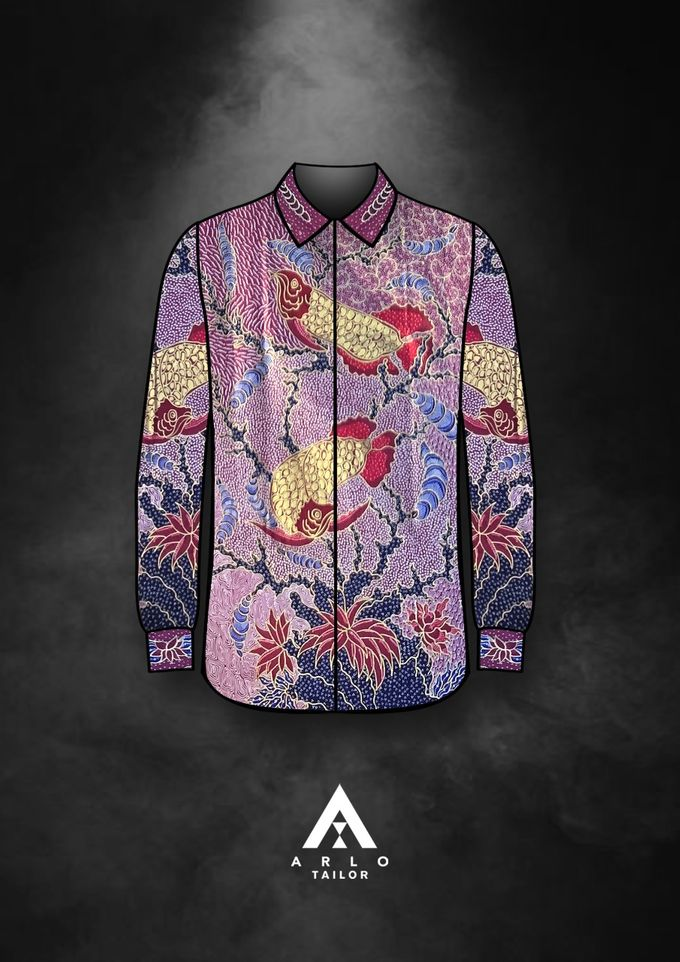 OUR NEW BATIK ARRIVALS!! by ARLO Tailor - 029