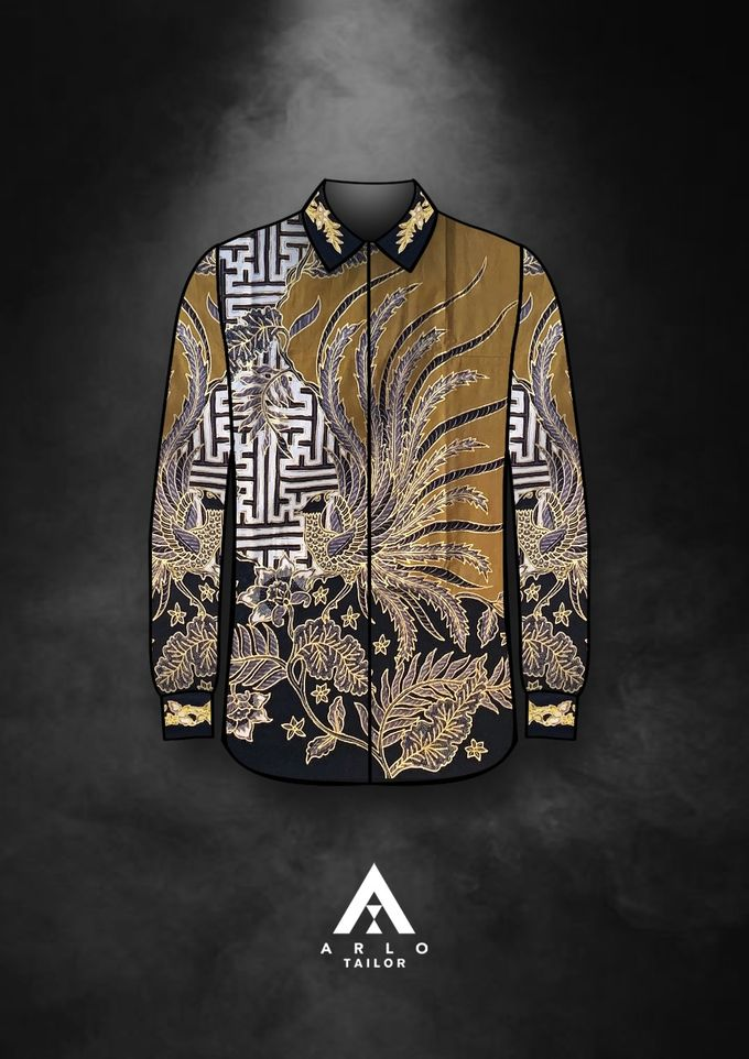 OUR NEW BATIK ARRIVALS!! by ARLO Tailor - 009