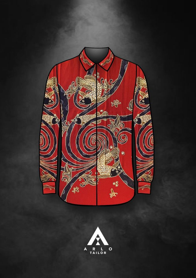 OUR NEW BATIK ARRIVALS!! by ARLO Tailor - 013