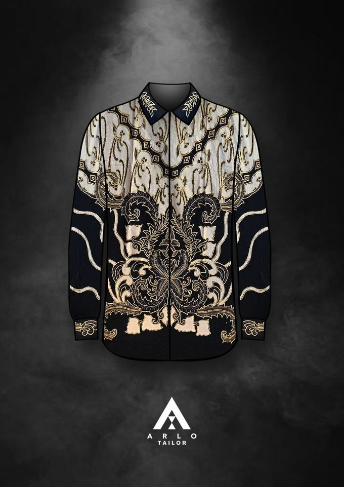 OUR NEW BATIK ARRIVALS!! by ARLO Tailor - 015