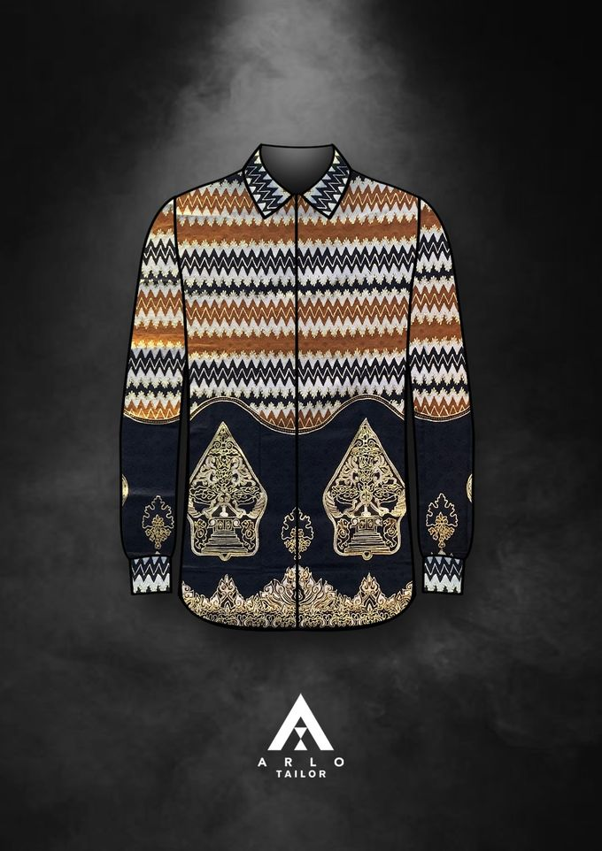 OUR NEW BATIK ARRIVALS!! by ARLO Tailor - 011