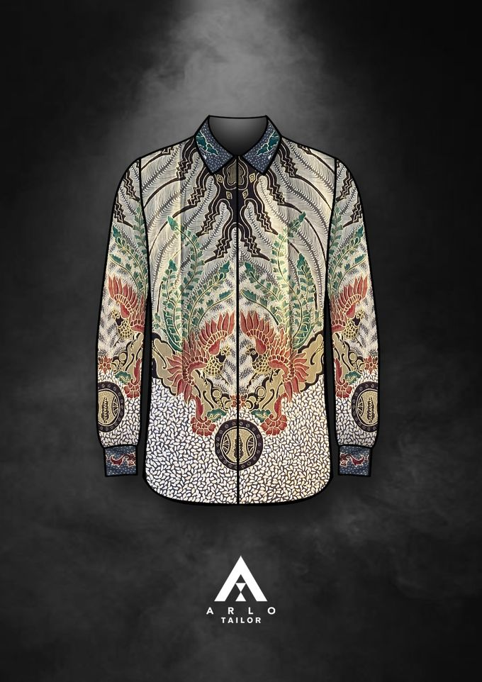 OUR NEW BATIK ARRIVALS!! by ARLO Tailor - 025