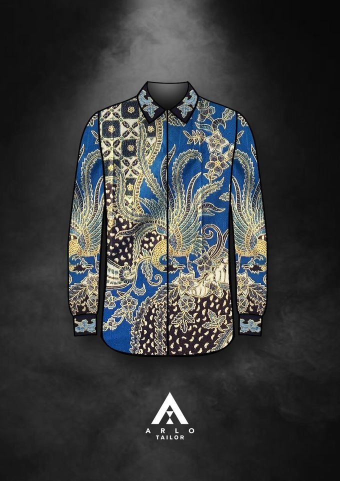 OUR NEW BATIK ARRIVALS!! by ARLO Tailor - 004