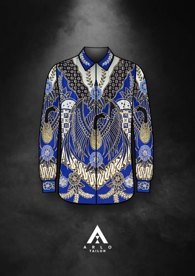 OUR NEW BATIK ARRIVALS!! by ARLO Tailor - 026