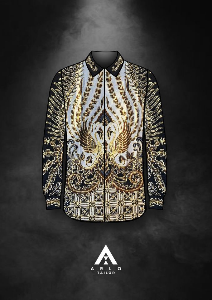 OUR NEW BATIK ARRIVALS!! by ARLO Tailor - 017