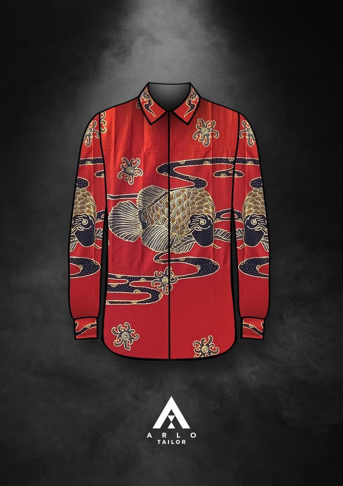 OUR NEW BATIK ARRIVALS!! by ARLO Tailor - 001