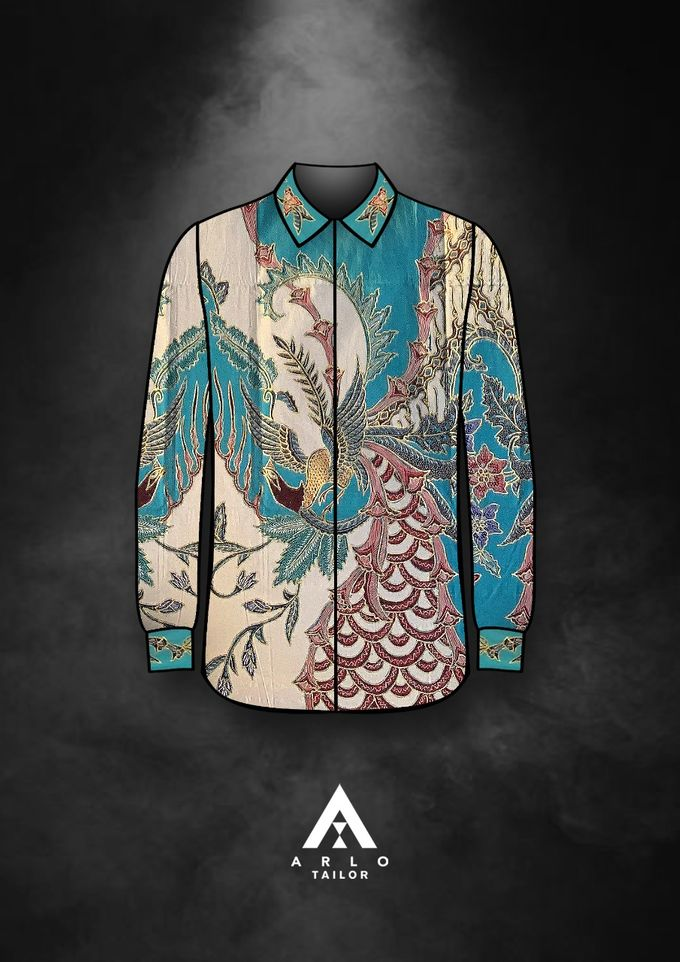 OUR NEW BATIK ARRIVALS!! by ARLO Tailor - 014