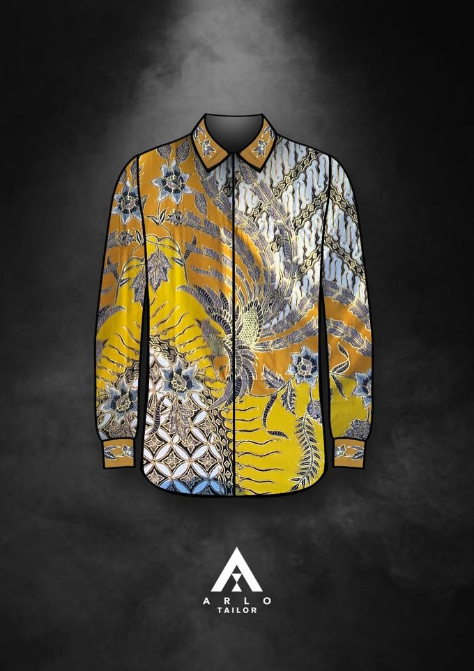 OUR NEW BATIK ARRIVALS!! by ARLO Tailor - 002
