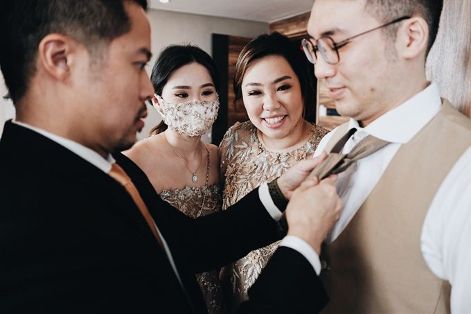 Wedding of Vincent & Vania by Eugene & Friends - 045