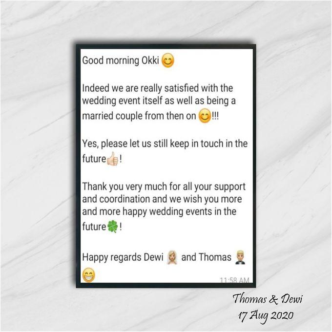 Akad Nikah Thomas & Dewi by Eugene & Friends - 008