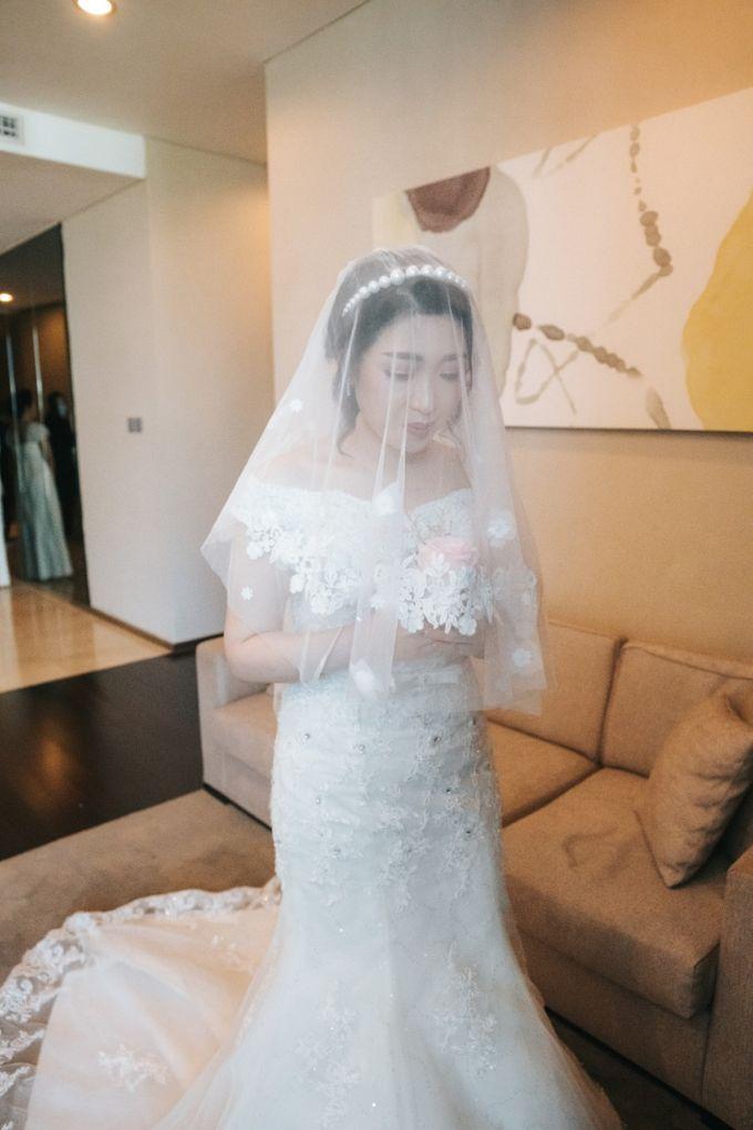 Wedding Yurika & Agung by Chindra Tansil  - 009