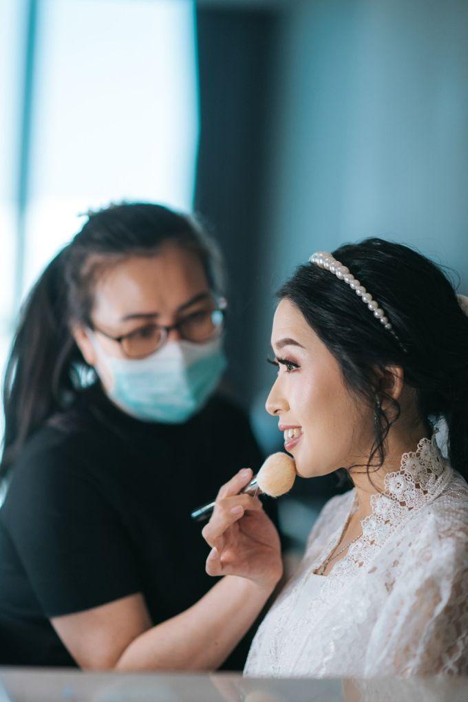 Wedding Yurika & Agung by Chindra Tansil  - 005