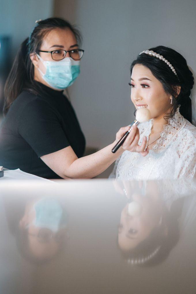 Wedding Yurika & Agung by Chindra Tansil  - 007