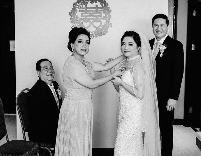 Dedy & Lia Wedding by METTA FEBRIYAN bridal & couture - 011