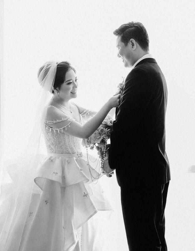 Dedy & Lia Wedding by METTA FEBRIYAN bridal & couture - 012