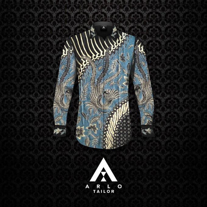 Our Silk Batik Collections by ARLO Tailor - 004