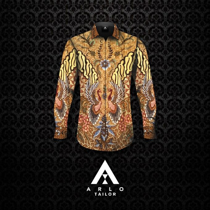 Our Silk Batik Collections by ARLO Tailor - 005