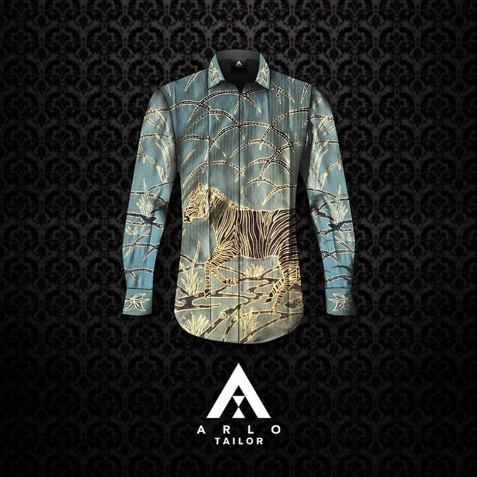 Our Silk Batik Collections by ARLO Tailor - 002