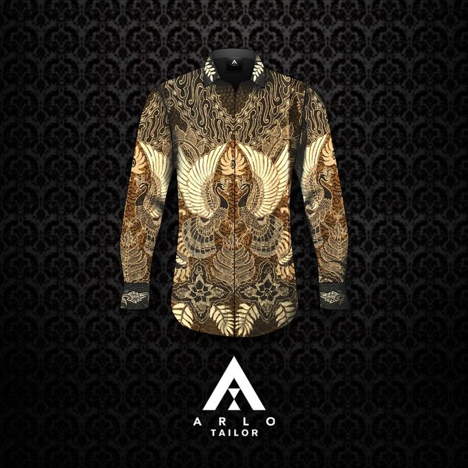Our Silk Batik Collections by ARLO Tailor - 003