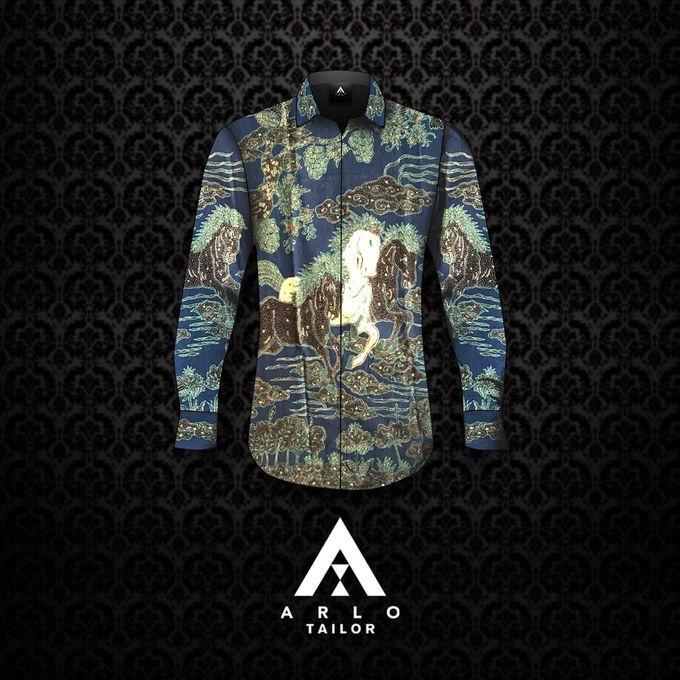 Our Silk Batik Collections by ARLO Tailor - 001