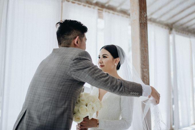 The Wedding Of Steven & Caroline by Hian Tjen - 025
