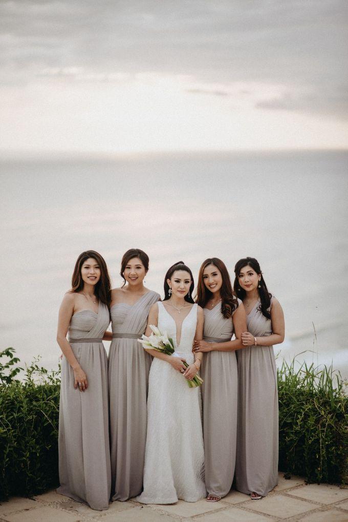 The Wedding Of Steven & Caroline by Hian Tjen - 033