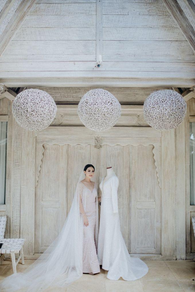 The Wedding Of Steven & Caroline by Hian Tjen - 032